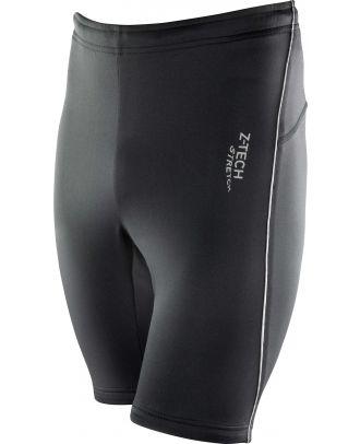 Short homme sprint S174M - Black