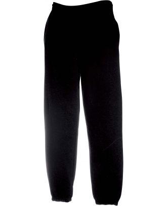 Pantalon de jogging bas élastiqué SC153C - Black