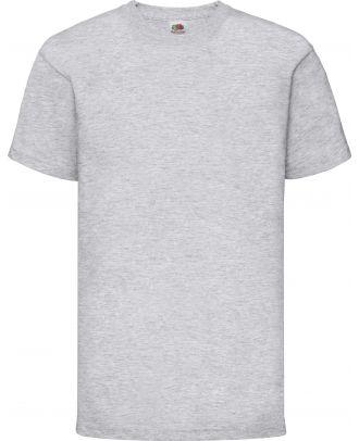 T-shirt enfant manches courtes Valueweight SC221B - Heather Grey
