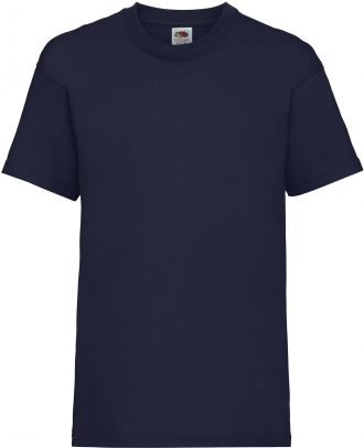 T-shirt enfant manches courtes Valueweight SC221B - Navy
