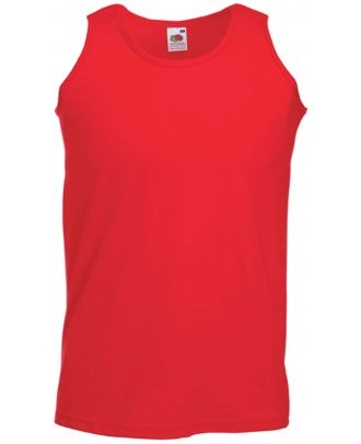 Débardeur homme Valueweight SC294 - Red