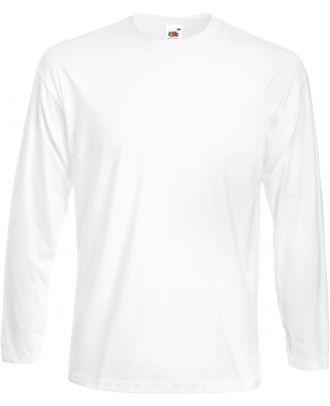 T-shirt manches longues Super Premium SC61042 - White