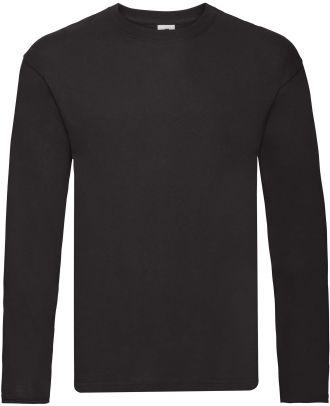 T-shirt homme manches longues Original-T SC61428 - Black