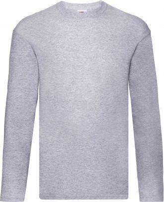 T-shirt homme manches longues Original-T SC61428 - Heather Grey