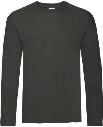T-shirt homme manches longues Original-T SC61428 - Light Graphite
