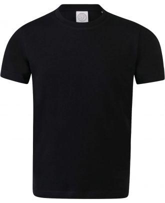 T-shirt enfant stretch Feel Good SM121 - Black